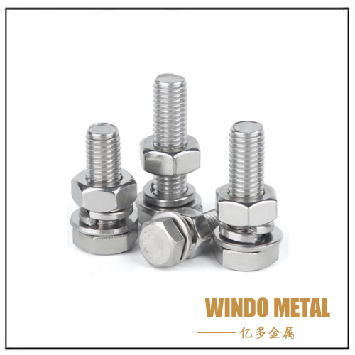 Stainless Steel Carbon Steel Bolt Nut