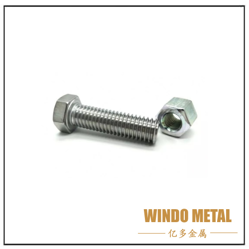 DIN 933 Hex Bolts and Nuts