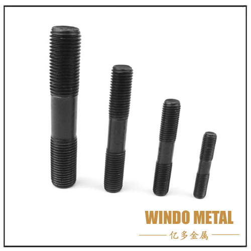 High Strength Carbon Steel Double End Stud Bolt