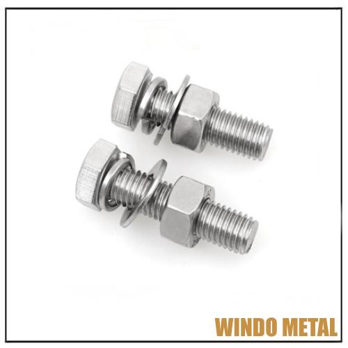 ASTM Stainless Steel Heavy Hex Bolt